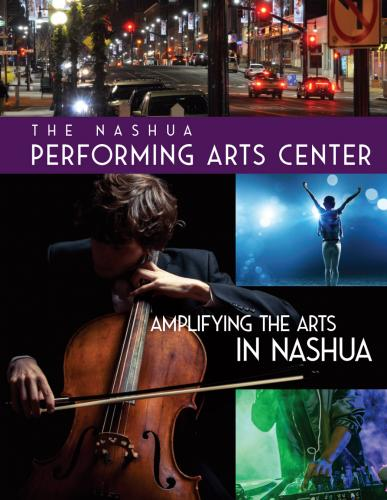 Brochure Design - Nashua Performing Arts Center