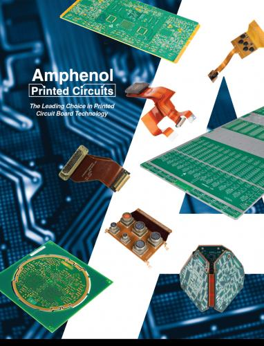 Brochure Design - Amphenol Printed Circuits